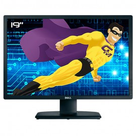 "Ecran PC 18.5"" Dell E1912Hf 0KCCCP KCCCP LED TFT TN VGA 16:9 1366x768 WideScreen"