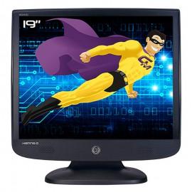 """Ecran PC Pro 19"""" HANNS.G HQ191D HSG1018 LCD TFT VGA DVI-D 5:4 1280x1024"""