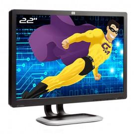 "Ecran PC Pro 22"" HP L2208w GX007A HSTND-2381-B LCD TFT VGA 16:10 1680x1050 Wide"