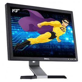 "Ecran Plat PC Pro 19"" Dell E198FPf 0F519H F519H LCD TFT VGA 5:4 1280x1024"