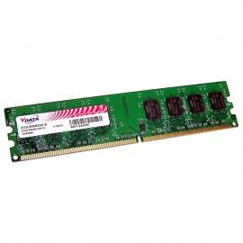 2Go RAM VDATA VD2U800B2G6-B DIMM DDR2 PC2-6400U 800Mhz 240-Pin 1.8v CL6