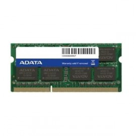 1Go RAM PC Portable SODIMM ADATA AD73I1A0873EU DDR3 1333MHz PC3-10600S CL9 1RX8