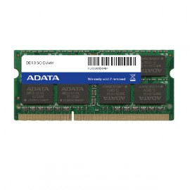 2Go RAM PC Portable SODIMM ADATA AD73I1B1672EG DDR3 1333MHz PC3-10600S CL9