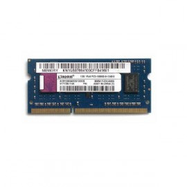 1Go RAM PC Portable SODIMM Kingston ACR128X64D3S1333 DDR3 PC3-10600S 1333MHz CL9