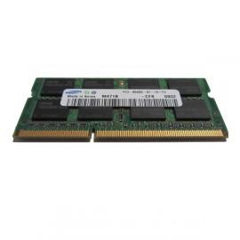 1Go RAM PC Portable SODIMM Samsung M471B2874DH1-CF8 PC3-8500S DDR3 1066MHz