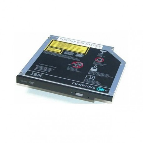 GRAVEUR Combo SLIM IBM ThinkPad 39T2505 39T2504 Pc Portable CD-RW DVD-ROM Neuf