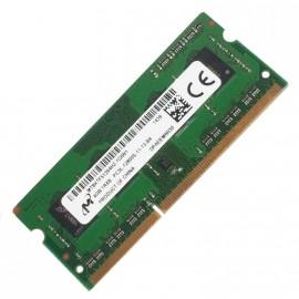 4Go RAM SoDIMM Micron MT8KTF51264HZ-1G6N1 PC3L-12800S 1600MHz DDR3 691740-001