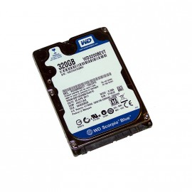 "Disque Dur 320Go SATA 2.5"" WESTERN DIGITAL Scorpio Blue WD3200BEVT PC Portable"