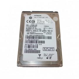 """Disque Dur 160Go SATA 2.5"""" Hitachi HTS725016A9A364 7200RPM 16Mo Pc Portable"""