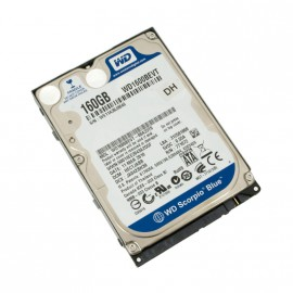 "Disque Dur 160Go SATA 2.5"" WESTERN DIGITAL Scorpio Blue WD1600BEVT PC Portable"