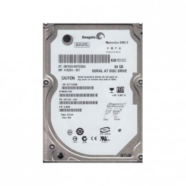 "Disque Dur 80Go SATA 2.5"" Seagate ST980811AS 5400RPM 8Mo Momentus Pc Portable"