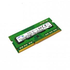 4Go RAM PC Portable SODIMM DDR3 PC3L-12800S Samsung M471B5173CB0-YK0 CL11