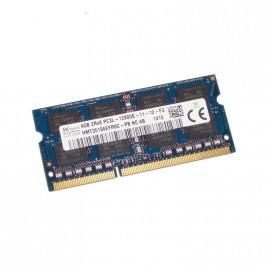 4Go RAM PC Portable SODIMM DDR3 PC3-12800S Hynix HMT351S6EFR8C-PB N0 CL11