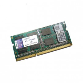 4Go RAM PC Portable SODIMM DDR3 PC3-8500S Kingston KTL-TP1066/4G CL7