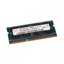 2Go RAM PC Portable SODIMM Hynix HMT125S6BFR8C-H9 DDR3 1333MHz PC3-10600S CL9