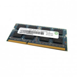 2Go RAM PC Portable SODIMM Ramaxel RMT1970ED48E8F DDR3 PC3-8500S 1066MHz CL9