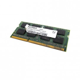 2Go RAM PC Portable SODIMM Elpida EBJ21UE8BAU0-AE-E DDR3 PC3-8500S 1066MHz CL7