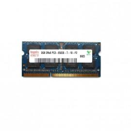 2Go RAM PC Portable SODIMM Hynix HMT125S6AFP8C-G7 DDR3 PC3-8500S 1066MHz CL7