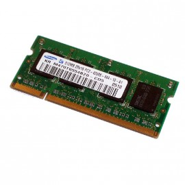 512Mo RAM PC Portable SODIMM SAMSUNG M470T6554BZ0-CD5 DDR2 PC2-4200S 533MHz CL4