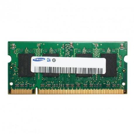 512Mo RAM PC Portable SODIMM SAMSUNG M470T6464QZ3-CE6 DDR2 PC2-5300S 667MHz CL5