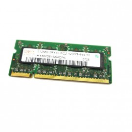 512Mo RAM PC Portable SODIMM HYNIX HYMP564S64CP6-C4 AB-C DDR2 PC2-4200S 533MHz