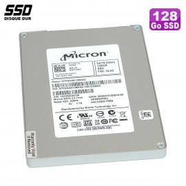 """SSD 128Go 2.5"""" Micron Dell MTFDDAK128MAZ 05713H MTFDDAK128MAZ-1AE1ZABDA 5713H"""