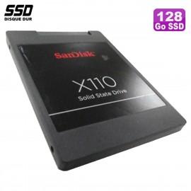 """SSD 128Go 2.5"""" SanDisk Dell X110 SD6SB1M-128G-1012 05W9Y8 5W9Y8"""