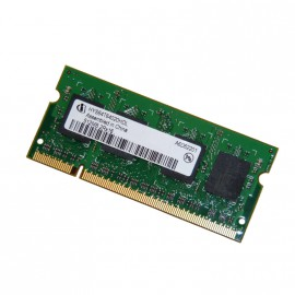 512Mo RAM PC Portable SODIMM INFINEON HYS64T64020HDL-3.7-B DDR2 PC2-4200S 533MHz