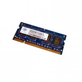 512Mo RAM PC Portable SODIMM NANYA NT512T64UH8A1FN-37B DDR2 PC2-4200S 533MHz CL4