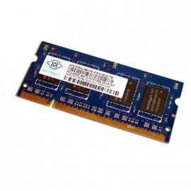 512Mo RAM PC Portable SODIMM NANYA NT512T64UH8A0FN-37B DDR2 PC2-4200S 533MHz CL4
