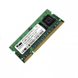 512Mo RAM PC Portable SODIMM ProMOS V916764B24QBFW-E4 DDR2 PC2-4200S 533MHz CL4