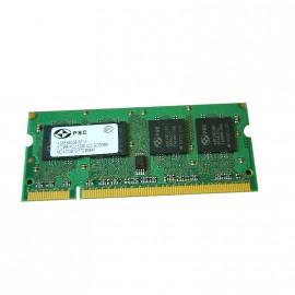 512Mo RAM PC Portable SODIMM PSC AS6E8E63B-6E1A DDR2 PC2-5300S 667MHz CL5