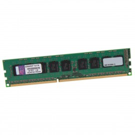 8Go RAM Kingston KVR1333D3E9SK2/8G DDR3 PC3-10600U 1600Mhz 240-Pin 1.5v CL9