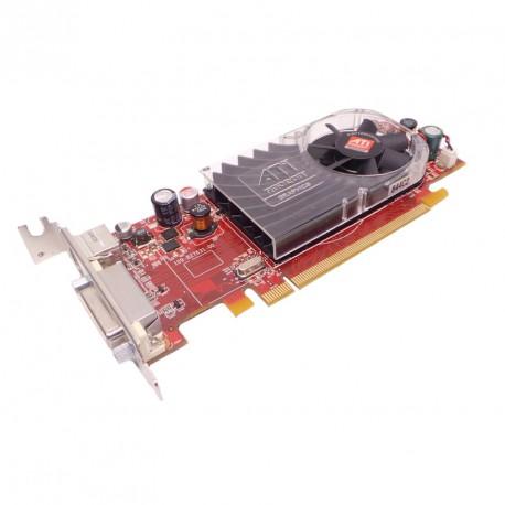 Carte Graphique ATI Radeon HD2400XT PRO 256MB PCI-E DMS-59 Low Profile 0CP309