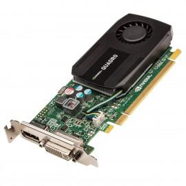 Carte NVIDIA Quadro 410 678928-002 703480-001 512Mo Display DVI PCIe Low Profile