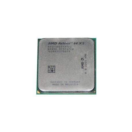 Processeur CPU AMD AD04800IAA5D0 Athlon 64 X2 4800+ 2.5GHz Dual Core Socket AM2