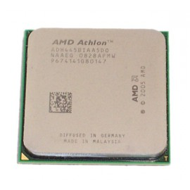 Processeur CPU AMD ADH445BIAA5DO Athlon 64 X2 4450B 2.3GHz Dual Core Socket AM2