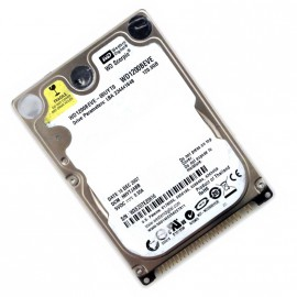 "Disque Dur 120Go IDE ATA 2.5"" Western Digital WD1200BEVE 5400RPM 8Mo Pc Portable"
