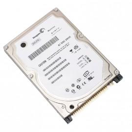 """Disque Dur 100Go IDE ATA 2.5"""" Seagate Momentus 4200RPM 8Mo Pc Portable"""