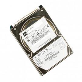 "Disque Dur 120Go IDE ATA 2.5"" Toshiba MK1234GAX 5400RPM 8Mo Pc Portable HDD2D16"