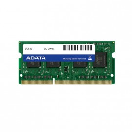4Go RAM PC Portable SODIMM Adata AD73|1C1674EV PC3-10600S 1600MHz DDR3