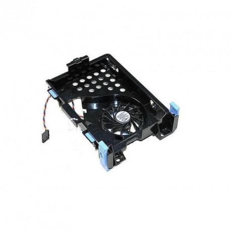"Caddy Rack Fan Ventilateur Disque Dur 3.5"" NH645 DELL 740 745 755 SFF"