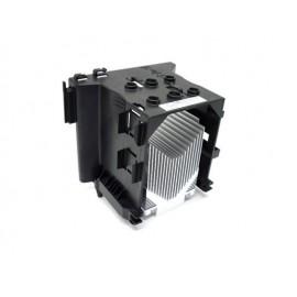 Dissipateur Processeur Heatsink Shroud 0HR004 0JN738 W5685 Dell Optiplex 745 755