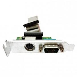 Carte Série PS/2 Dell 0T4444 0Y9001 F9102 Câble N3563 Optiplex SFF Low Profile