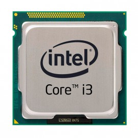 Processeur CPU Intel Core I3-2100 3.1Ghz 3Mo 5GT/s FCLGA1155 Dual Core SR05C