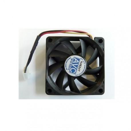 Ventilateur Refroidisseur Fan Cooler Pc AVC F7015B12MY 70mm 7cm 3 Pins Bureau