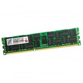 16Go RAM Serveur Transcend TS2GKR72V6Z DDR3 PC3-12800R Registered 2Rx4 1600Mhz