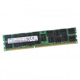16Go RAM Serveur Samsung M393B2G70QH0-YK0 DDR3 PC3L-12800R ECC Reg 1600Mhz 2Rx4