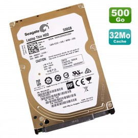 "Disque Dur 500Go SATA 2.5"" Seagate Laptop Thin ST500LM021 PC Portable 7200RPM"