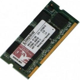 1Go RAM PC Portable SODIMM Kingston KTH-ZD7000/1G DDR1 PC-2700 333MHz